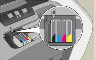 epson stylus sx235w identifier la ou les cartouches non reconnues par l imprimante. Black Bedroom Furniture Sets. Home Design Ideas